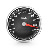 Speedometer Calculator